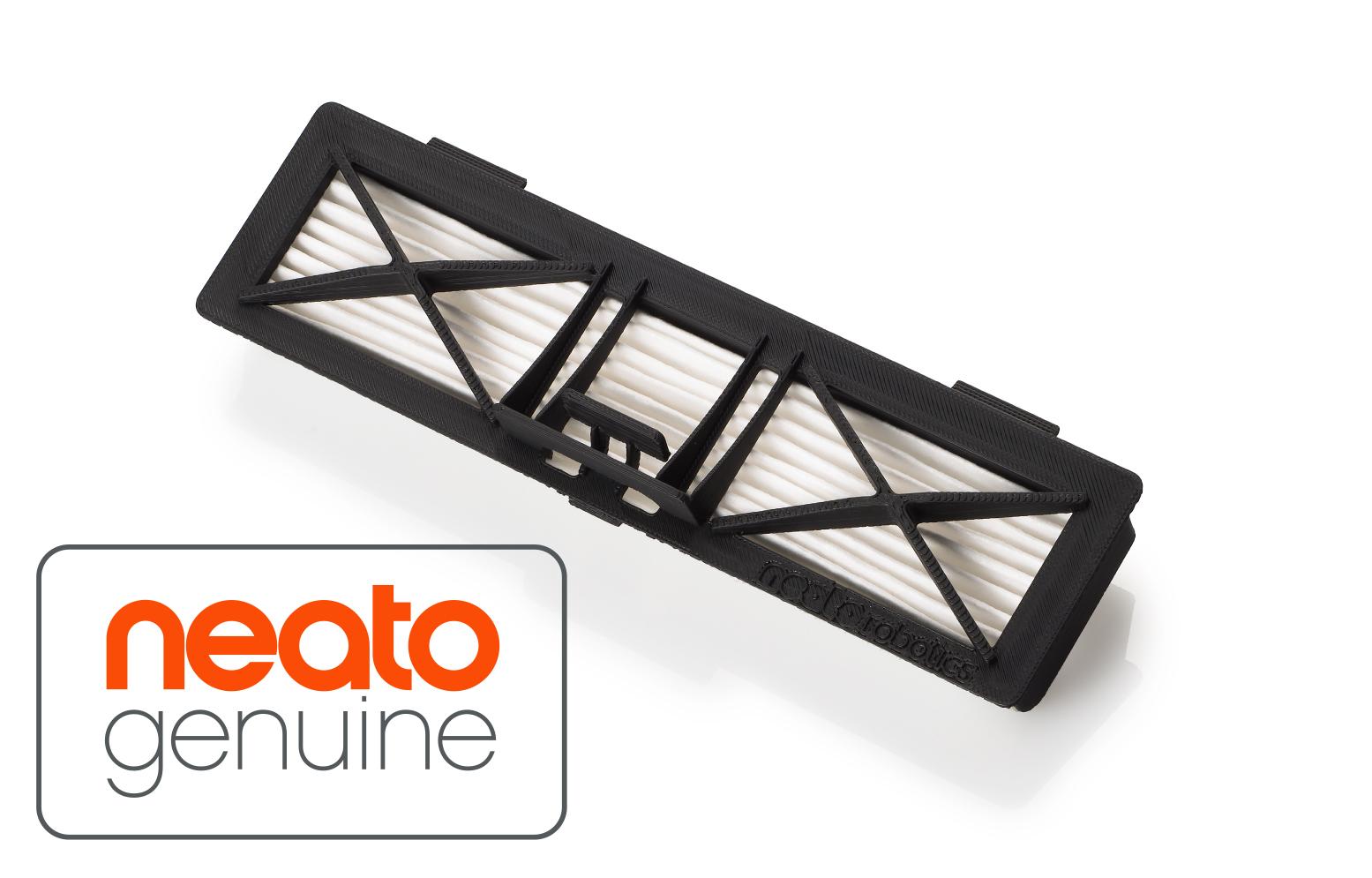 Ultra performance filter zwart