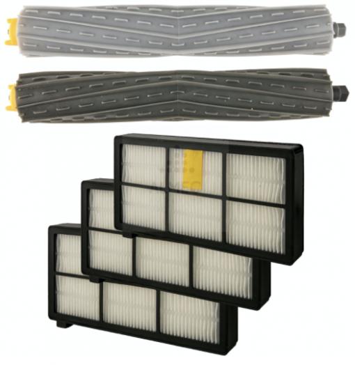 Vervangingsset compleet Roomba 800-900 serie